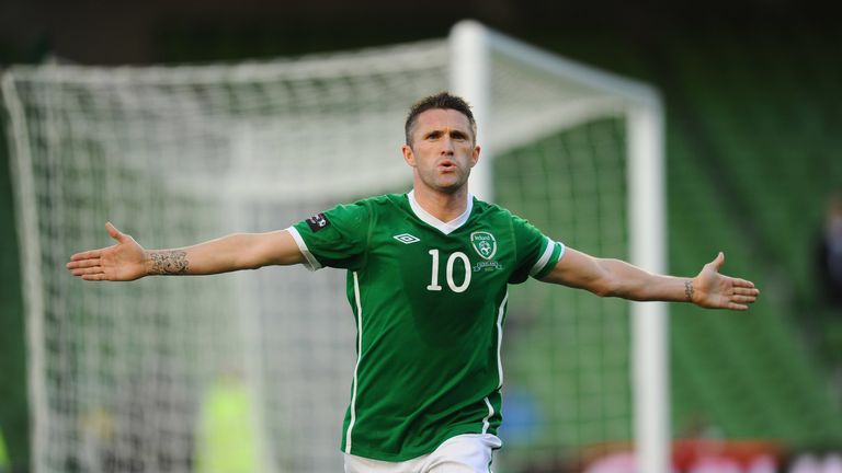 Keane challenges Republic of Ireland players to be heroes