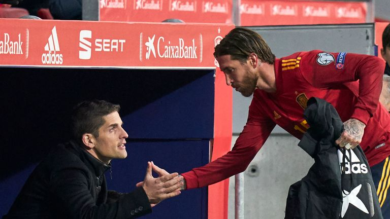 Robert Moreno secured Spain's qualification to Euro 2020 with two games to spare