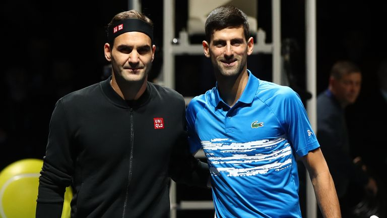 Djokovic had won his last five matches against Federer before Thursday