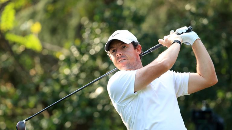 McIlroy cannot win the Race to Dubai this week