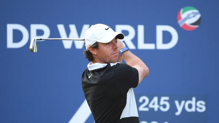 McIlroy is bidding for his fifth victory of 2019
