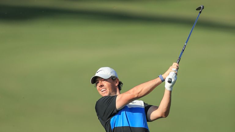 McIlroy has not topped the rankings since September 2015