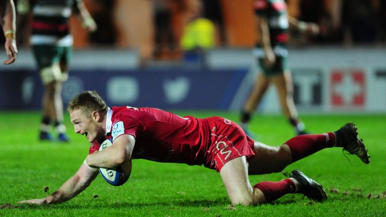 Johnny McNicholl will make his Wales debut