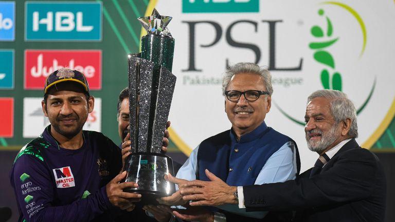 Sarfaraz Ahmed led the Quetta Gladiators to victory in the 2019 Pakistan Super League