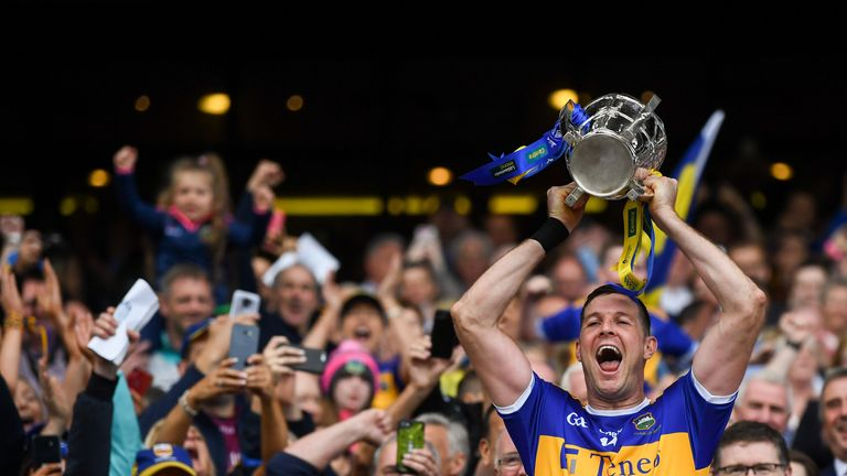 It caps a dream year for Seamus Callanan, who scored a goal in every game en route to captaining the Premier to All-Ireland glory