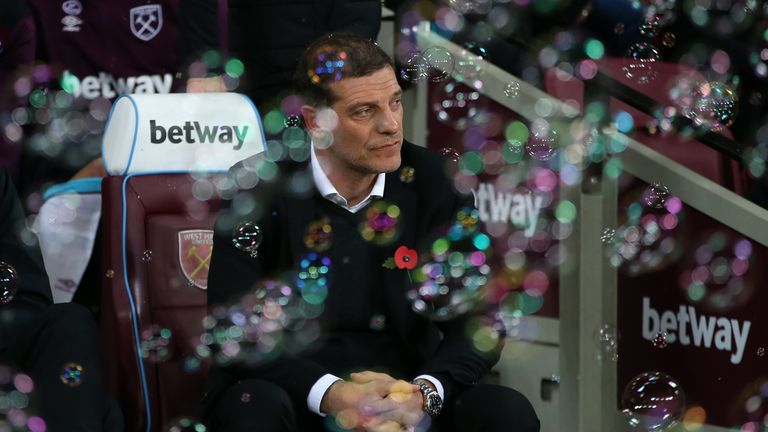 Bilic managed West Ham from 2015-2017