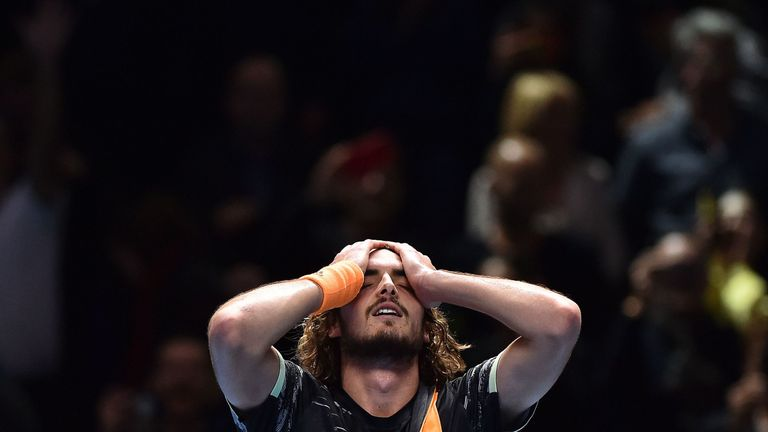 Stefanos Tsitsipas leads the Next Gen of players as we head towards 2020