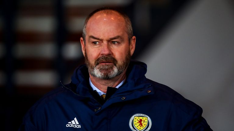 Scotland's men have not featured in a major tournament since 1998