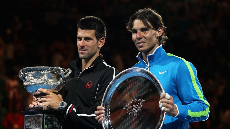 Andy Murray Roger Federer Rafael Nadal And Novak Djokovic All Feature In Matches Of The Decade Tennis News Sky Sports