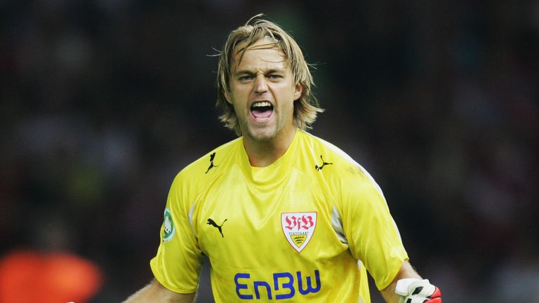 Timo Hildebrand inspired Leno as a young goalkeeper at Stuttgart