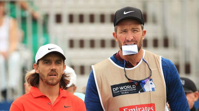 Fleetwood is looking to win the Race to Dubai for a second time