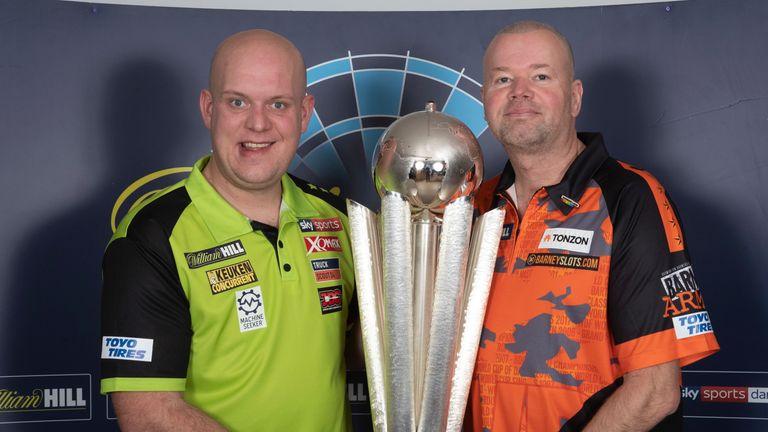 Van Barneveld and Van Gerwen have lifted eight World Championship titles between them