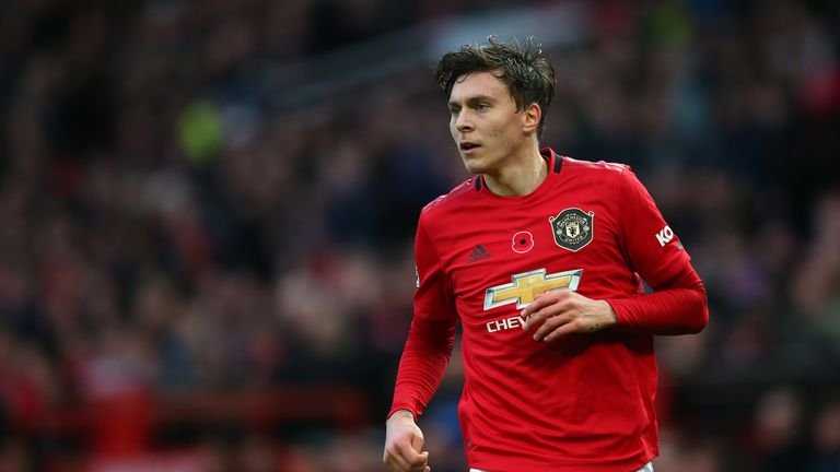 Victor Lindelof said he was not bothered by criticism from Mourinho in September