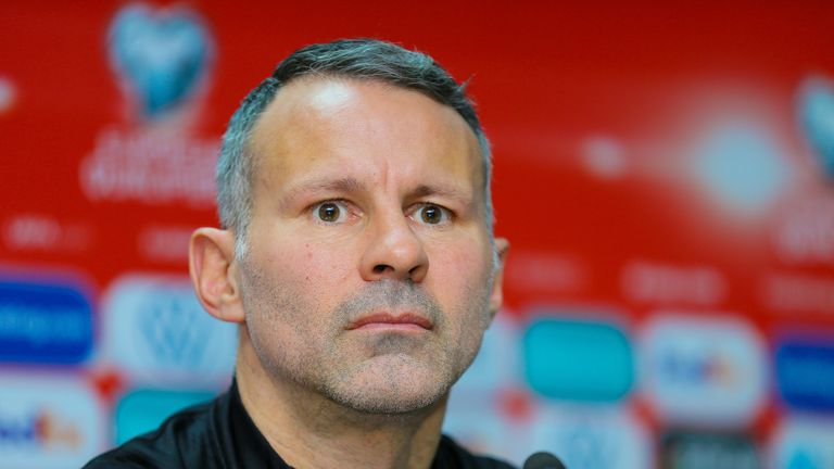 Giggs says Wales have to capitalise after Croatia's win left their Euro 2020 fate in their own hands