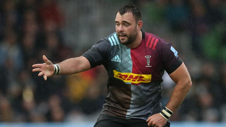 Will Collier will be up against one of his former team-mates at the scrum