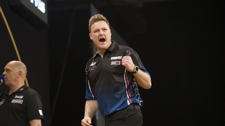 Williams impressed on debut last year despite suffering group stage elimination