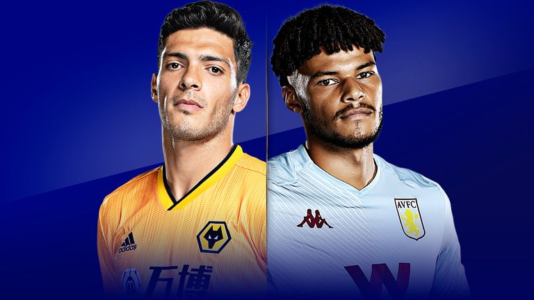 Wolves vs Aston Villa is live on Renault Super Sunday from 1pm