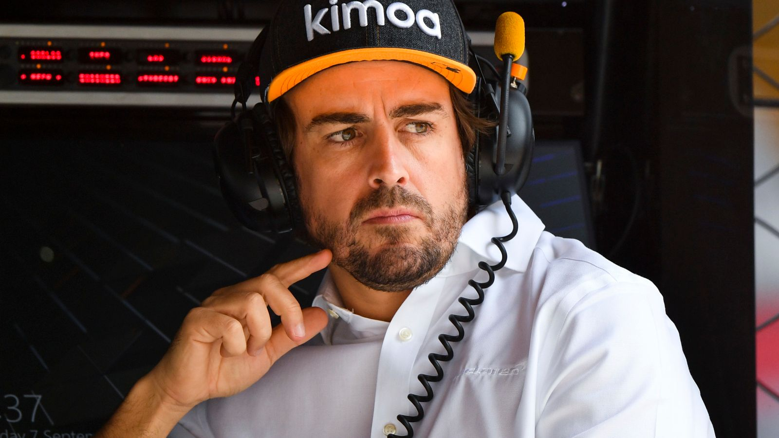 Fernando Alonso to join McLaren for Indy 500 in bid for triple crown
