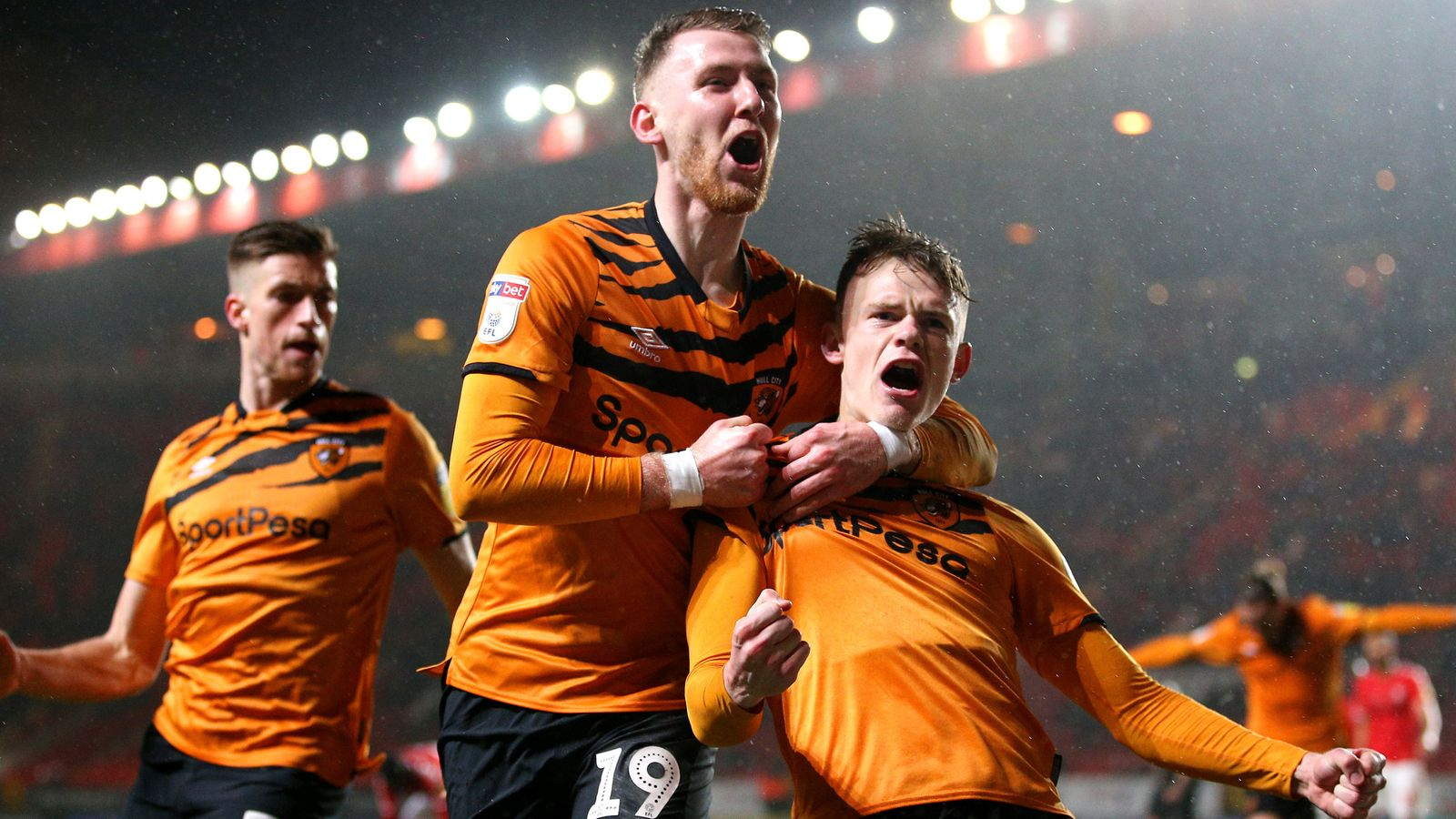 Charlton 2-2 Hull: Addicks winless in ten after Hull late equaliser