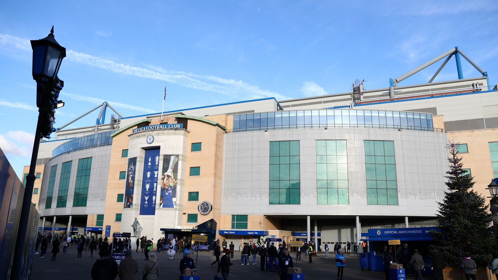 Chelsea vow to ban any Man Utd fans who made homophobic chants at Stamford Bridge