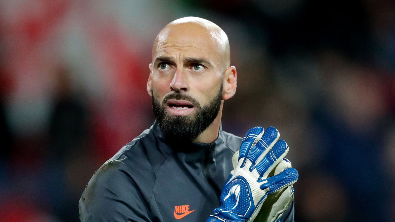 Willy Caballero says Chelsea need three points against