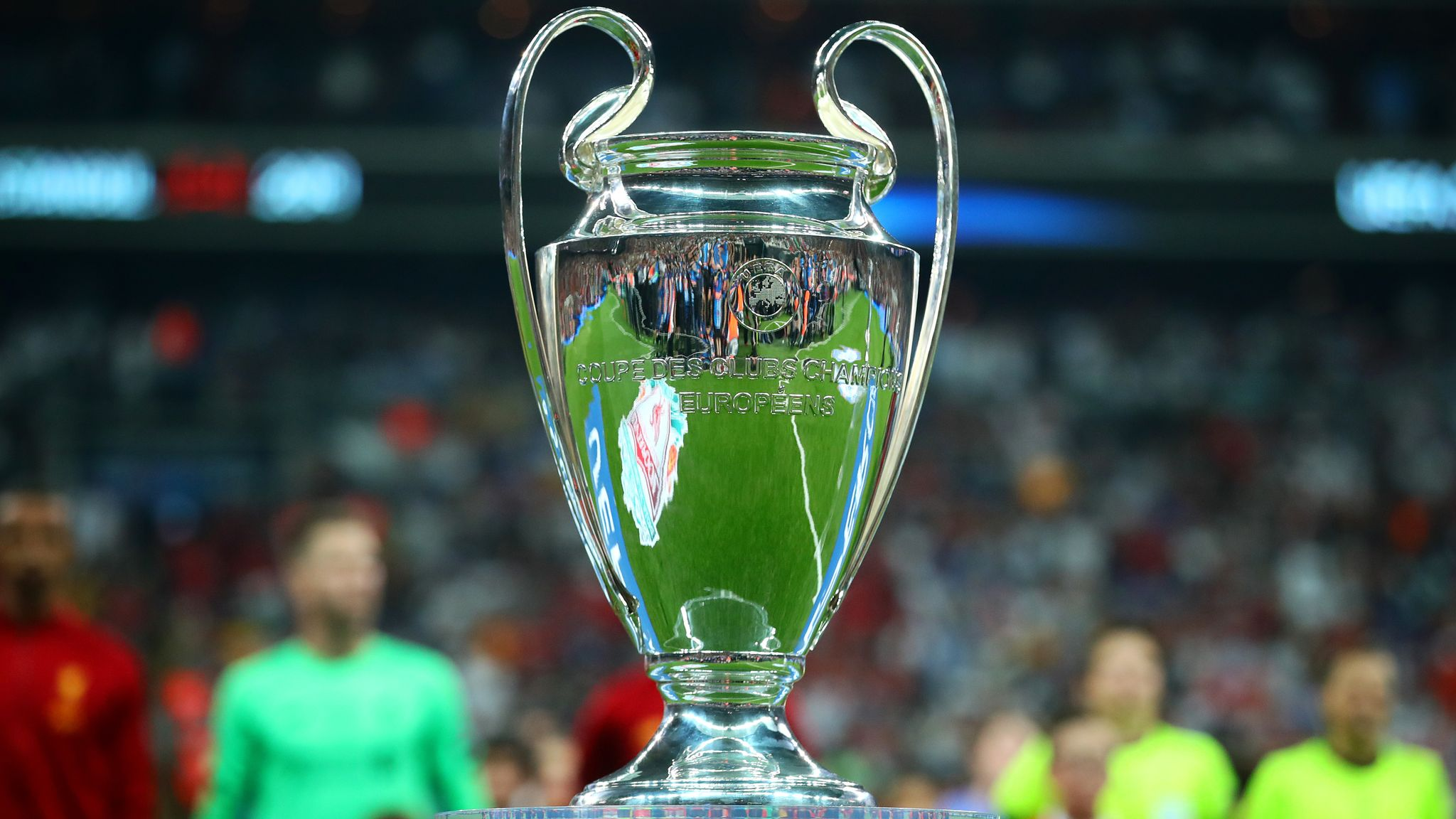 Champions League draw on Sky Sports News - live stream