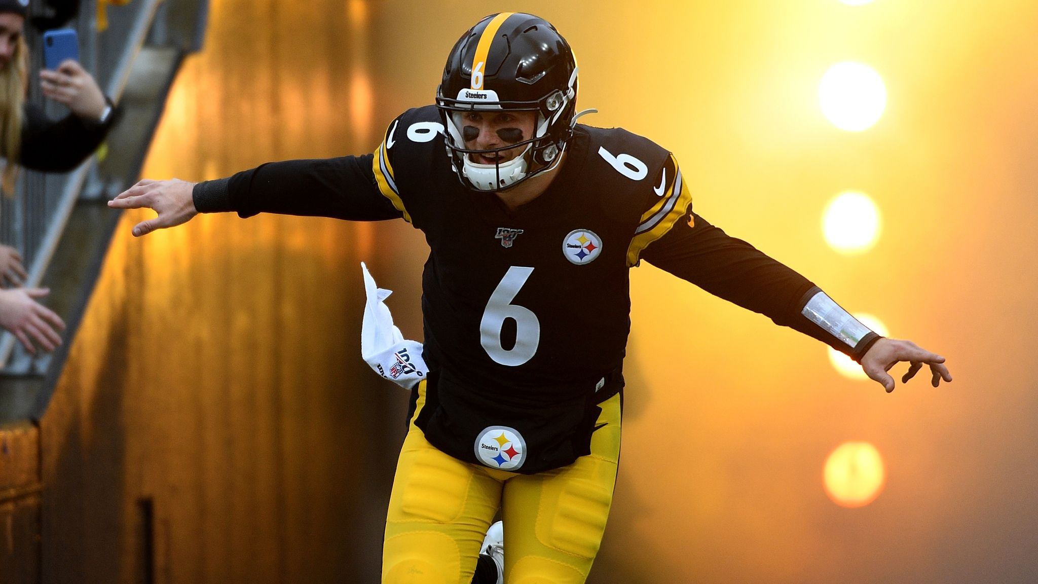Devlin 'Duck' Hodges: What's the story behind Pittsburgh's quarterback?