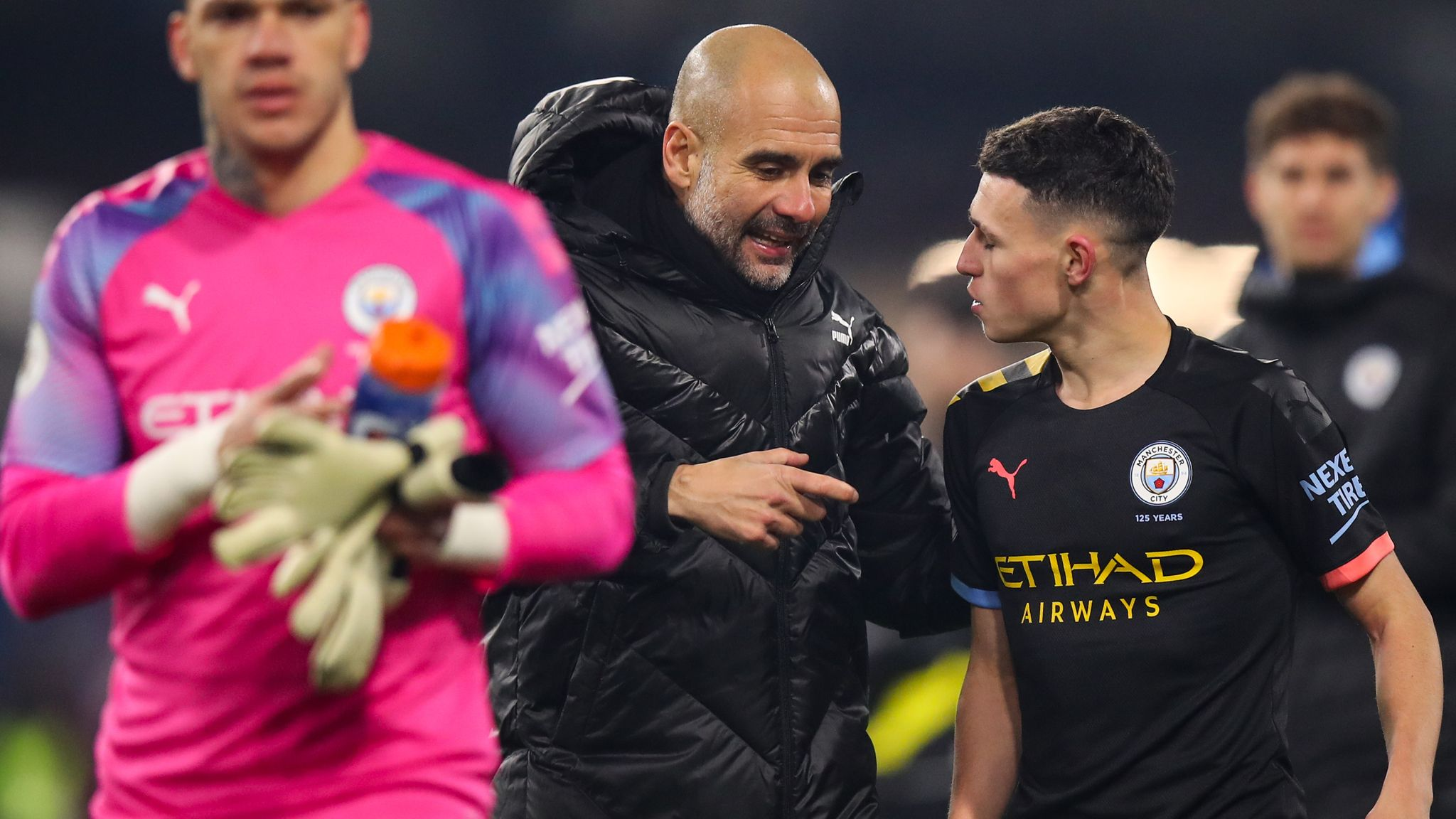 Phil Foden stakes his claim for Manchester City starting spot against Dinamo Zagreb