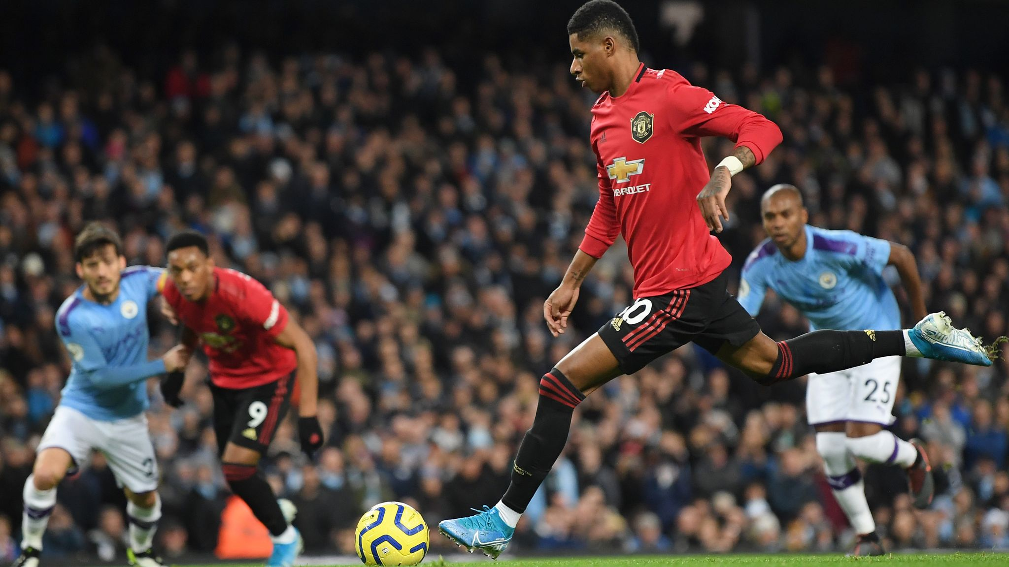 Man Utd were 'out of this world' against Man City, says Jamie Carragher