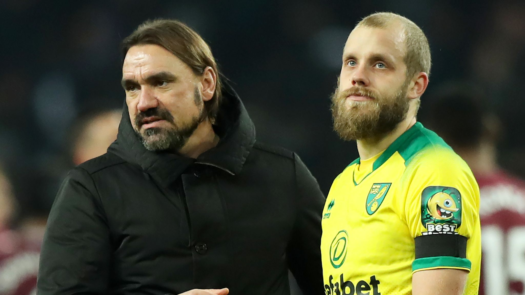Daniel Farke: Norwich City will not be panic-buying in January transfer window