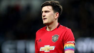 Maguire: Top four 'in sight' for Man Utd