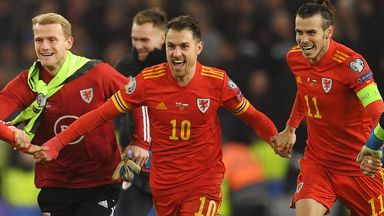 fifa live scores - Wales consider Baku base for opening two Euro 2020 group games