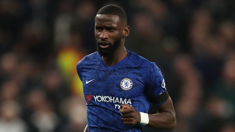 Antonio Rudiger called for witnesses to come forward following the incident