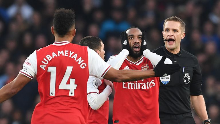 Arsenal showed plenty of fight against Chelsea