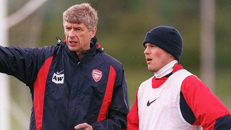 Ljungberg has described his former Arsenal boss Arsene Wenger as a 'true gentleman'