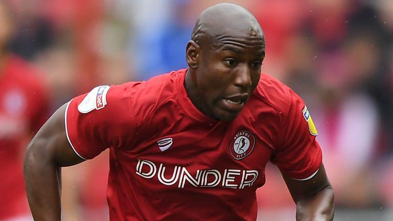 Bristol City footballer Benik Afobe devastated following sudden death of two-year-old daughter