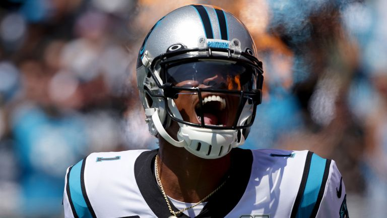 Newton has played just twice in 2019 having been placed on injured reserve in November