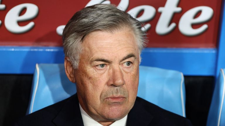 Fabrizio Romano says Carlo Ancelotti has agreed to become Everton manager
