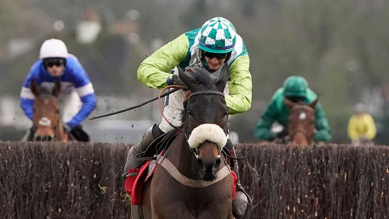 The Paul Nicholls-trained Clan Des Obeaux won the King George VI Chase at Kempton on Boxing Day