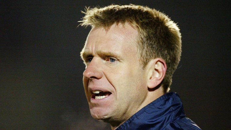 Oldfield, pictured during his time at Oxford, is keen to return to management