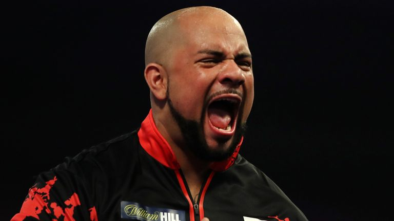 Devon Petersen is due to make his seventh appearance at the World Darts Championship this month