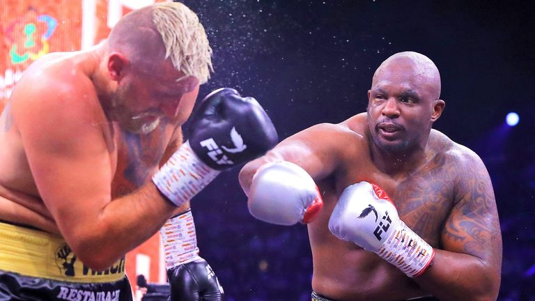 Whyte beat Mariusz Wach last time out