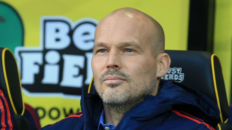Arsenal interim head coach Freddie Ljungberg hasn't ruled out Arsenal finishing in the top four