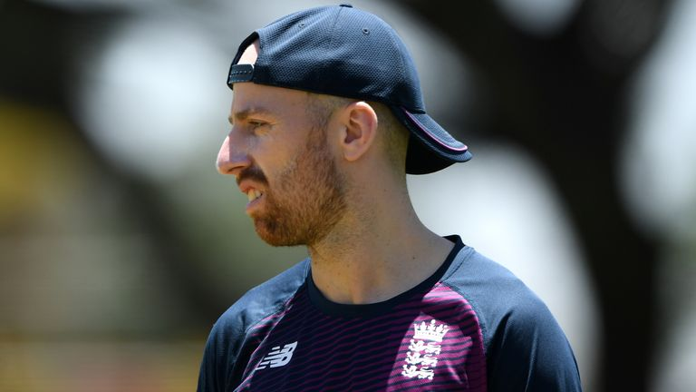 Jack Leach has been unable to regain match fitness after suffering from flu and gastroenteritis in South Africa