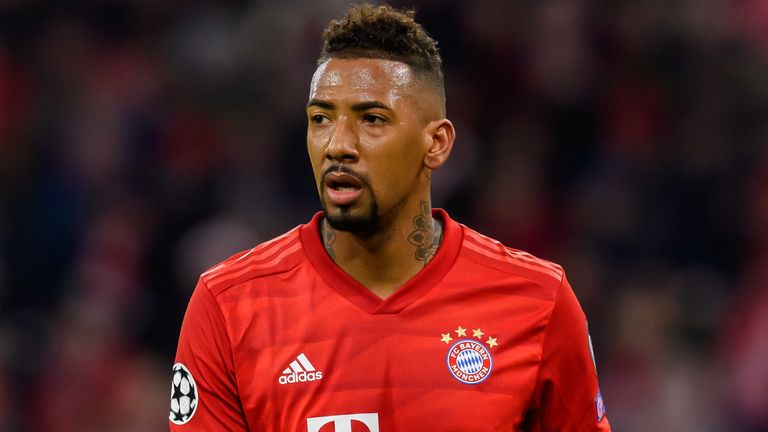 Arsenal are interested in signing Bayern Munich defender Jerome Boateng