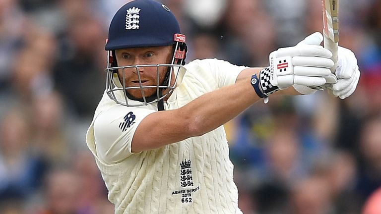 Burns' injury could reprieve Jonny Bairstow, who scored 150 not out in his last Test in Cape Town