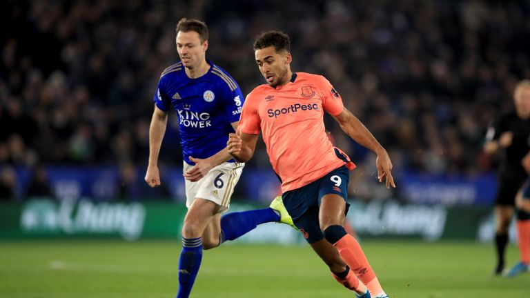 Leicester and Everton will meet in the Carabao Cup on Wednesday evening