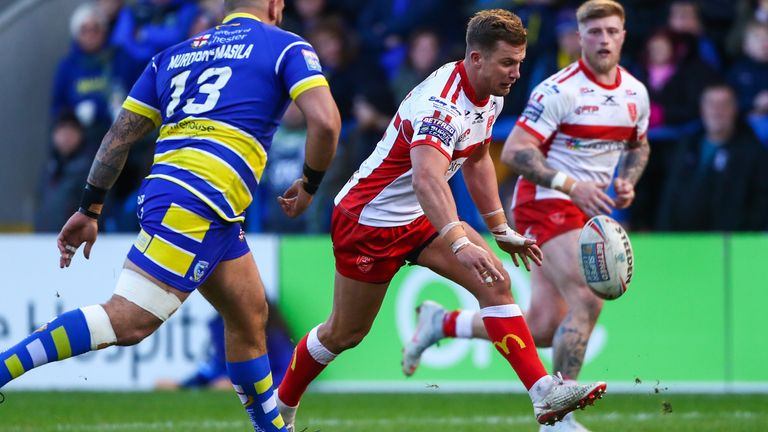Josh Drinkwater will add an extra dimension to Catalans' play with his kicking
