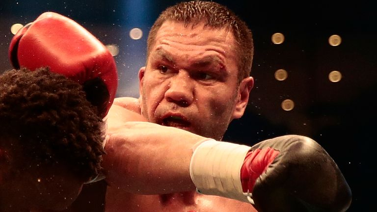 Pulev has an impressive jab, says Peter Fury