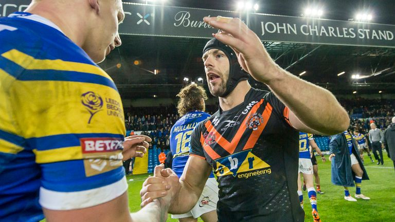 Luke Gale has been handed the No. 7 shirt at Leeds for the 2020 season